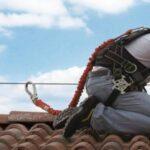 Çatıda İnsan İşi Güvenliği